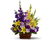 Basket of Memories in Siloam Springs, Arkansas, Siloam Flowers & Gifts, Inc.