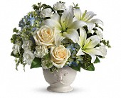 Beautiful Dreams by Teleflora in Manalapan NJ, Rosie Posies