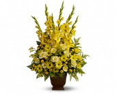 Teleflora's Sunny Memories in Republic and Springfield MO, Heaven's Scent Florist