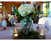 Wedding Whites Hydrangea in Sevierville, Tennessee, From The Heart Flowers & Gifts