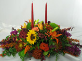 GIVING THANKS by Rubrums in Ossining NY, Rubrums Florist Ltd.