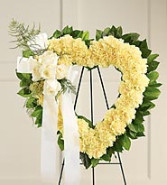 FTD Our Hearts Speak To You Standing Heart in Woodbridge VA, Lake Ridge Florist