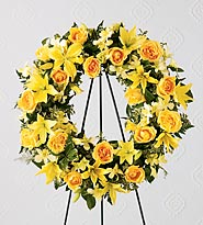 FTD Ring of Friends Wreath in Woodbridge VA, Lake Ridge Florist