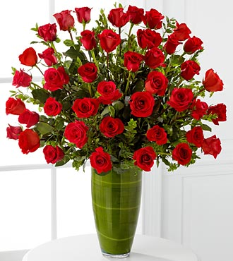 Fascinating Luxury Rose Bouquet - 40 Stems of Prem in Woodbridge VA, Lake Ridge Florist