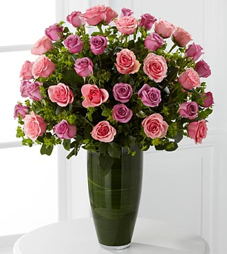 Serenade Luxury Rose Bouquet - 40 Stems of Premium in Woodbridge VA, Lake Ridge Florist