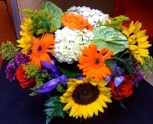 VIBRANT BLAST in Bellmore, New York, Petite Florist