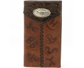 Men's Rodeo Wallet in Concordia KS, The Flower Gallery