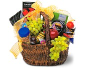 Gourmet Picnic Basket in Greensboro NC, Send Your Love Florist & Gifts