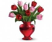 Teleflora's Hearts in Bloom in BoiseID, Blossom Boutique
