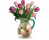 Teleflora's Pitcher Perfect Bouquet in Savannah GA, Pink House Florist & Greenhouse