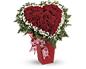 Heart and Soul in Staten Island NY, Eltingville Florist Inc.