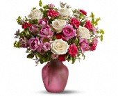 Rose Medley in Rocky Mount NC, Flowers and Gifts of Rocky Mount Inc.