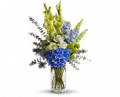 On Cloud Nine Bouquet by Teleflora in Bellevue WA, Bellevue Crossroads Florist