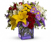Stir Things Up Bouquet by Teleflora in Milwaukee WI, Belle Fiori