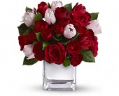 Teleflora's It Had to Be You Bouquet in Edmonton AB, Petals For Less Ltd.