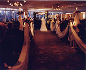 Wedding Hoopa in New York NY, Fellan Florists Floral Galleria