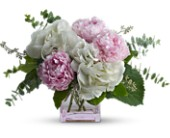 Teleflora's Pretty in Peony in Lawrence, Kansas, Englewood Florist