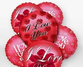 FTD I Love You Balloon Bouquet in Woodbridge VA, Lake Ridge Florist