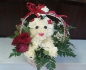 Flower Puppy in Modesto CA, Flowers By Alis