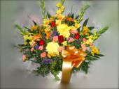 Tranquility Basket - Large in Philadelphia PA, Paul Beale's Florist