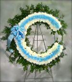 Broken Circle in Philadelphia, Pennsylvania, Paul Beale's Florist