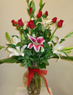 East Naples Flowers - Roses and Lilies - Gene's 5th Ave. Florist