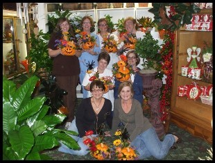 Sips N Stems Halloween in Pell City AL, Pell City Flower & Gift Shop