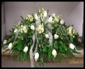 Eternal Rest Casket Spray in Pell City AL, Pell City Flower & Gift Shop
