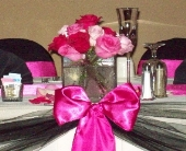 Pink Pave Cube in Green Bay, Wisconsin, Enchanted Florist