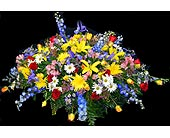 Spring Casket Spray in Kingsport, Tennessee, Gregory's Floral