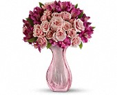 Faith Hill - Pink Fire Bouquet in BoiseID, Blossom Boutique
