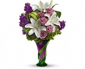 Teleflora's Indulge Her Bouquet in Statesville NC, Downtown Blossoms