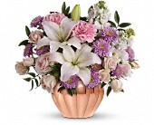 Love's Sweet Medley by Teleflora in Chicago IL, Ambassador Floral Co.
