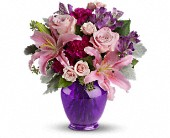 Teleflora's Elegant Beauty in Flower Delivery Express MI, Flower Delivery Express