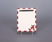 Alabama Ceramic Notepad/Pen in Tuscaloosa AL, Amy's Florist