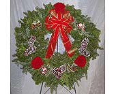 All Natural Wreath in Southfield MI, McClure-Parkhurst Florist