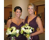 Wedding Bouquets in Colonia, New Jersey, Vintage and Nouveau