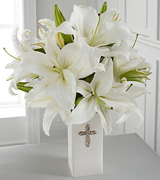 The FTD� Faithful Blessings� Bouquet - VASE INCLUD in Highlands Ranch CO, TD Florist Designs