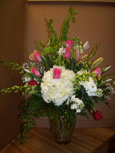 Spring Mixed Vase  in Melbourne FL, Paradise Beach Florist & Gifts