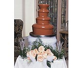 Chocolate Fountain Anniversary Parties in Grand Island, Nebraska, Roses For You!