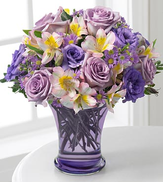 The FTD� Thinking of You� Bouquet - VASE INCLUDED in Highlands Ranch CO, TD Florist Designs