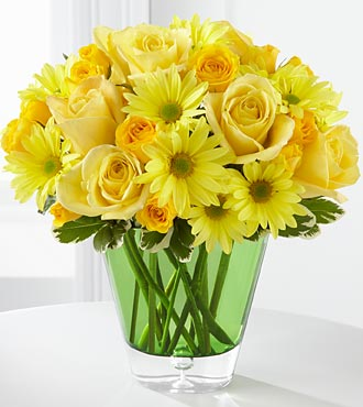 The FTD Sunburst� Bouquet by Better Homes and Gard in Highlands Ranch CO, TD Florist Designs