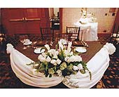 Wedding Table Design in West Los Angeles, California, Sharon Flower Design