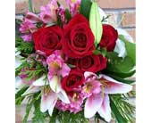 Pink and Red Cut Flower Bouquet in Amherst NY, The Trillium's Courtyard Florist