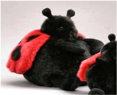 "Lawrenceville Flowers - 12"" Lady Bug Plush Animal *SALE* - Monday Morning Flower & Balloon Co."