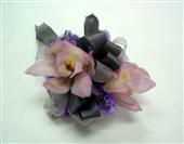 Mini Cymbidium Orchid Wrist Corsage in Belleville ON, Live, Love and Laugh Flowers, Antiques and Gifts