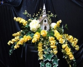 Cemetery Saddle in Glasgow, Kentucky, Jeff's Country Florist & Gifts
