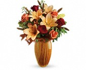 Oak Brook Flowers - Teleflora's Sunlit Beauty Bouquet - Carousel Flowers by Shamrock