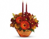 Teleflora's Autumn Artistry Centerpiece in East Amherst NY, American Beauty Florists