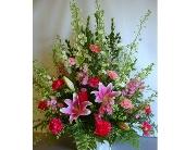 Last Good Bye in Waterloo, Ontario, Raymond's Flower Shop